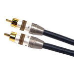 Comprehensive Video XHD Subwoofer Audio Cable, 6ft