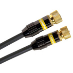 Comprehensive Video XHD Series RF (Coaxial) Video Cable, 3ft