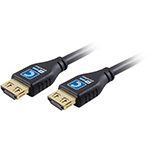 Comprehensive Video MHD-MHD-6PROBLK HDMI Cable 6 ft Microflex