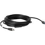Vaddio USB 3.0 Type A to Type B Active Cable - 8m