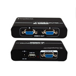 Comprehensive Video 1x2 SVGA Splitter