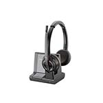 "Poly W8220 Office Wireless DECTâ""¢ headset system"
