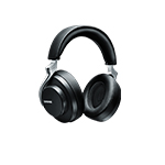 Shure AONIC 50 Wireless Noise Cancelling Headphone (BLK)