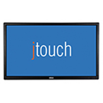InFocus JTouch 85-Inch 4K w/Captive Touch