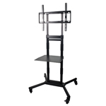 Audio Solutions Audio Mount Rolling Cart