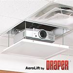Draper AeroLift 25 - Projector Lift