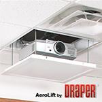 Draper AeroLift 150 - Projector Lift
