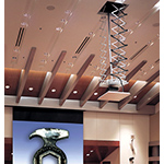 Draper Scissor Lift SL - Projector Lift