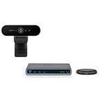 Biamp Devio SCR-25, Parle TTM-XE and Logitech Webcam Kit