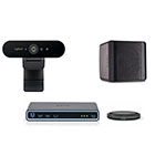 Biamp and Logitech Executive Bundle