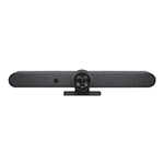Logitech RALLY BAR All-in-one video bar for midsize rooms