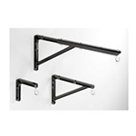Da-Lite No. 23 Wall Brackets, white