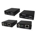 Comprehensive Video HDMI RS-232 HDBaseT over CAT5e/6 up to 330ft