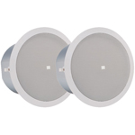JBL Control 26C/CT Two Way Vented Ceiling Speaker
