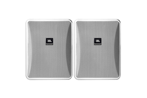 JBL Control 25-1-WH 5.25  TWO-WAY VENTED SPEAKER