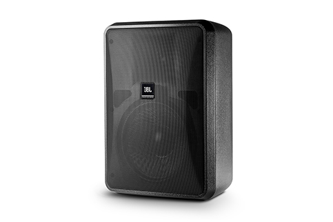 "JBL Control 28-1 two-way 8"" speaker"