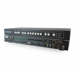 Comprehensive Video Multi-Input Switcher to HDMI with HDBaseT Up to 33