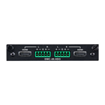 Crestron 2-Channel 4K Scaling HDMI - Open Box