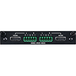 Crestron 2-Channel HDMI 4K60 4:4:4 HDR Scaling Output Card