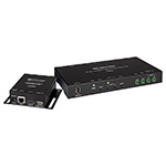 Crestron 4K 2x1 Scaling Auto-Switcher & Extender over Cable