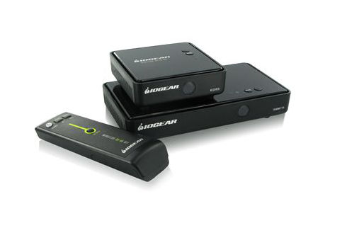 IOGear IOGEAR Wireless HD 3D Digital Kit