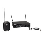Shure SLXD14/85-H55 Wireless Syst, w/ Transmitter & Mic.