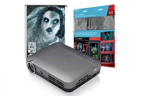 Optoma Halloween Projector Bundle PPBundle41892 | Projector People