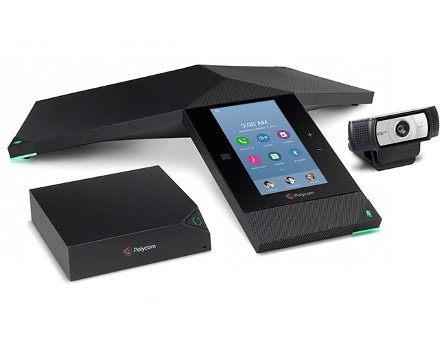 Polycom, Inc Smart Hub for Group Collaboration
