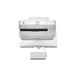 Epson BrightLink Pro 1460Ui w/ Wall Mount Projector