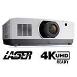NEC NP-PA703UL 7000-Lumen LCD laser  Projector
