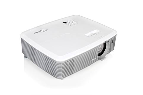 Optoma W400+ WXGA Projector using BL-FP200B Lamp