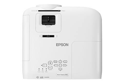 Epson Home Cinema 2100 3d Projector