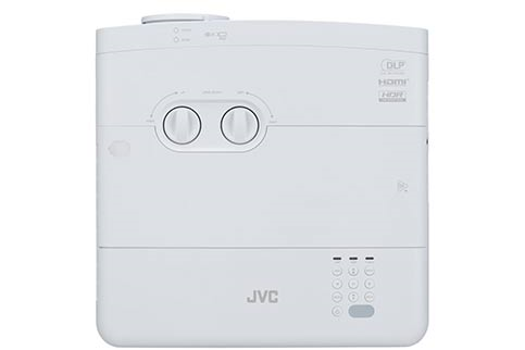JVC LX-UH1W 4K UHD with HDR Projector