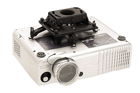 Chief+Manufacturing+RPAU+Universal+Projector+Ceiling+Mount%2C+White