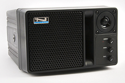 Anchor Audio AN-30 Powered Speaker, Black
