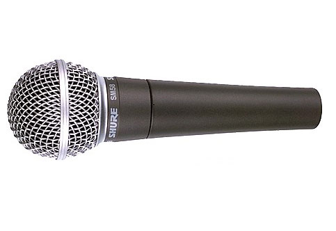 Shure+SM58CN+Vocal+Microphone+%2D+Cable+Included