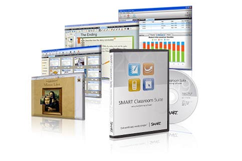 SMART+Classroom+Suite+Interactive+Learning+Software