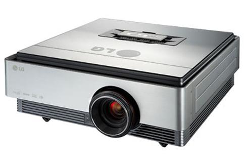 LG CF3D 3D projector