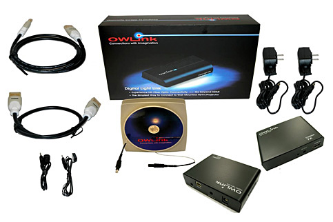 OWLink+Multi%2Dmode+HDMI+extender+Kit