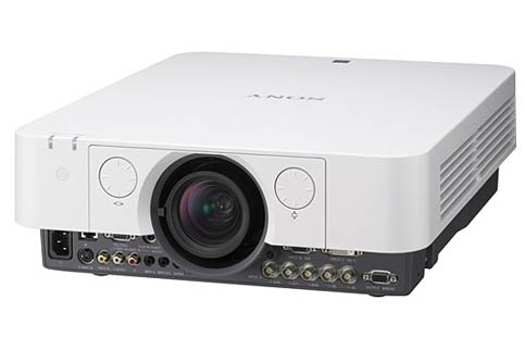 Sony+VPL%2DFX30 Projector