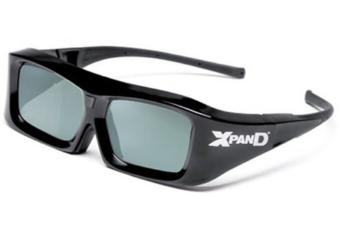XPAND X104 YOUniversal 3D glasses