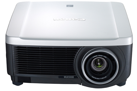 Canon+REALiS+WUX5000D Projector