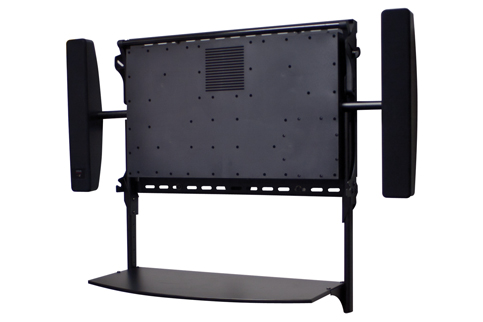 Audio+Solutions+Audio+Mount+Metal+Shelf