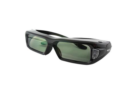 NEC+3D+Glasses