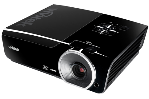 Vivitek+D963HD+Home+Theater Projector
