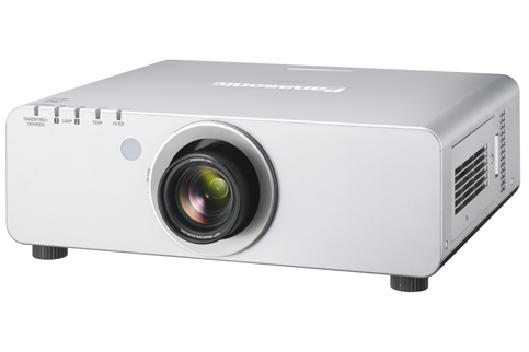 Panasonic+PT%2DDX810US Projector