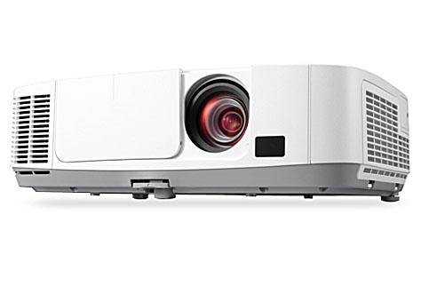 NEC+NP%2DP401W Projector