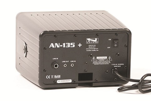 Anchor+Audio+AN%2D135BK%2B+Projector+Speaker