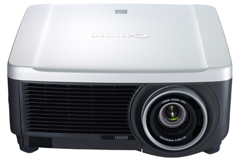 Canon+REALiS+SX6000+w%2FRSIL01ST+Lens Projector