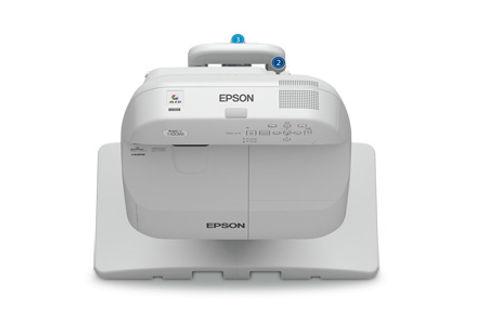 Epson+BrightLink+Pro+1420Wi Projector